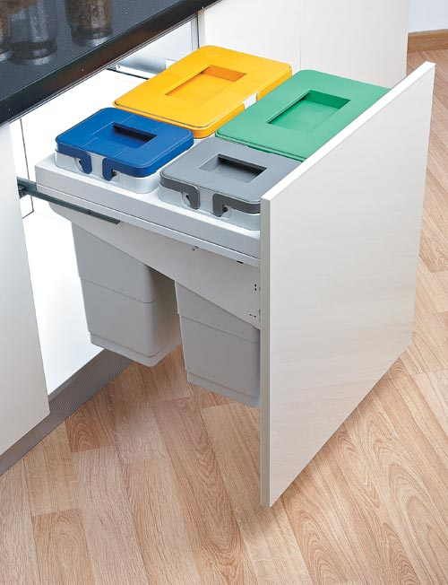 BOARD TYPE BINS